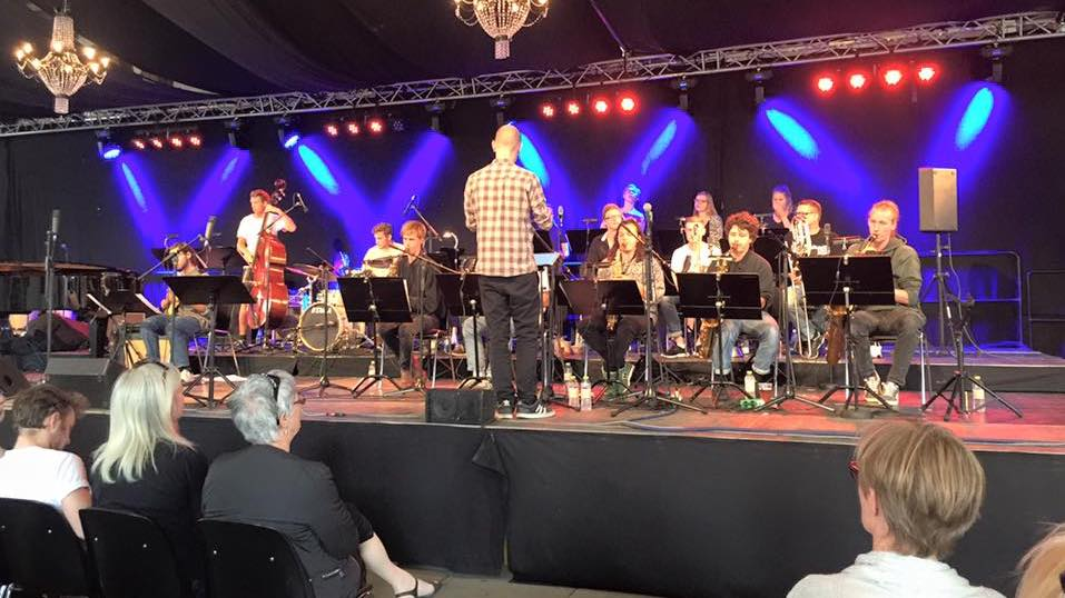 Jysk Talent Big Band feat. Kathrine Windfeld