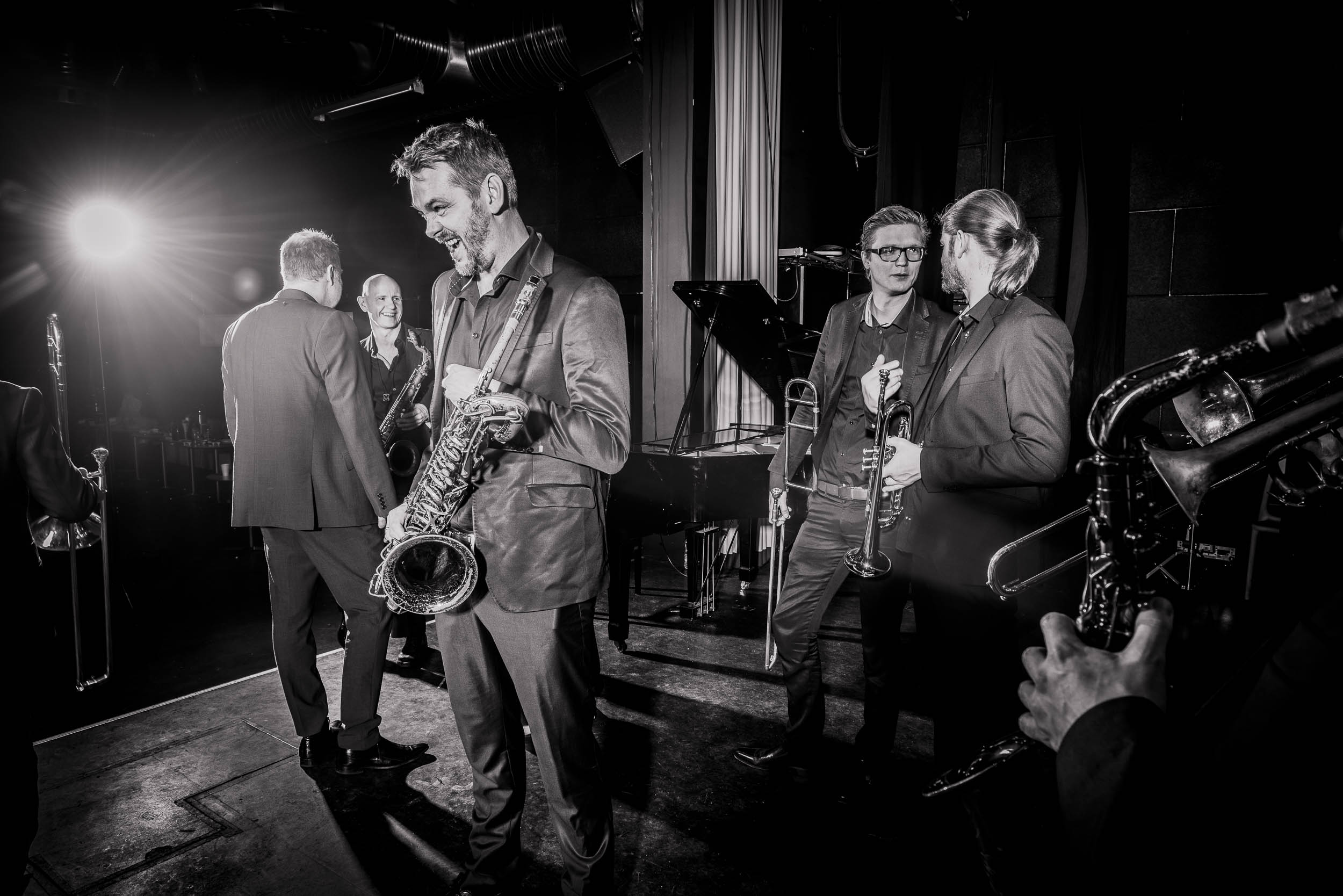 Late Night Jazz Jam – Aarhus Jazz Orchestra