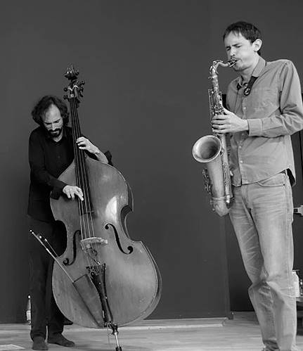 Cesar Joaniquet/Brice Soniano Duo