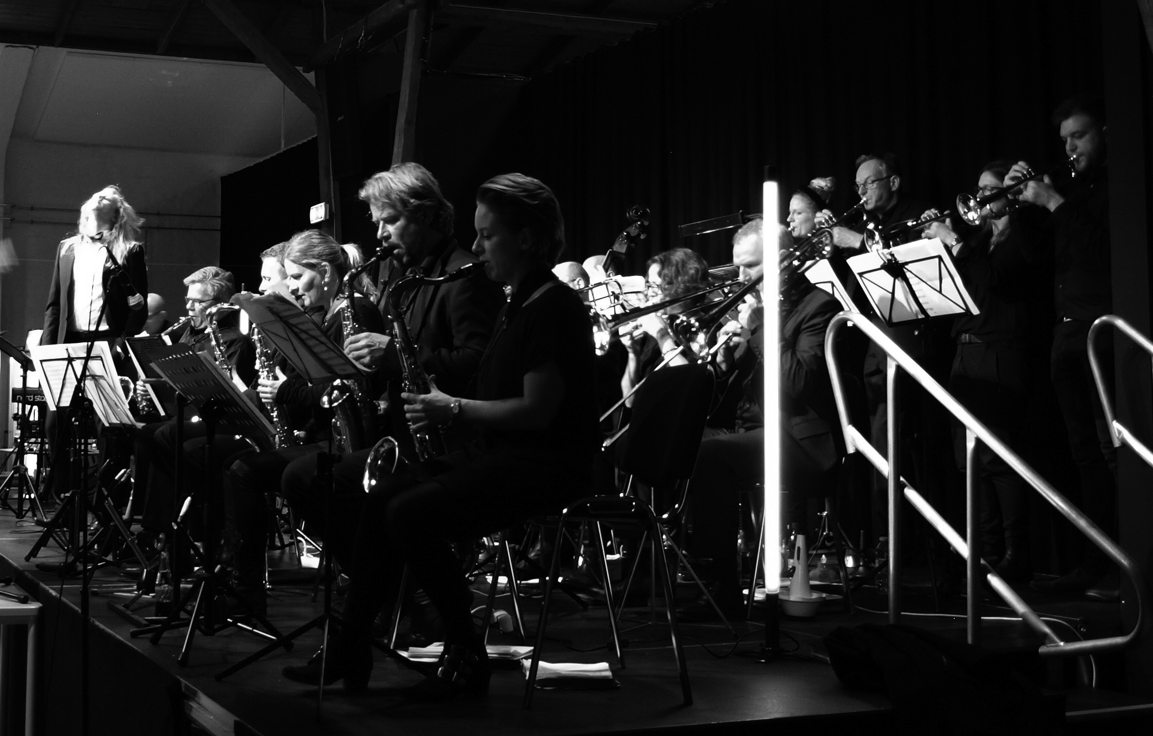 Keep The Change Big Band – 2. del