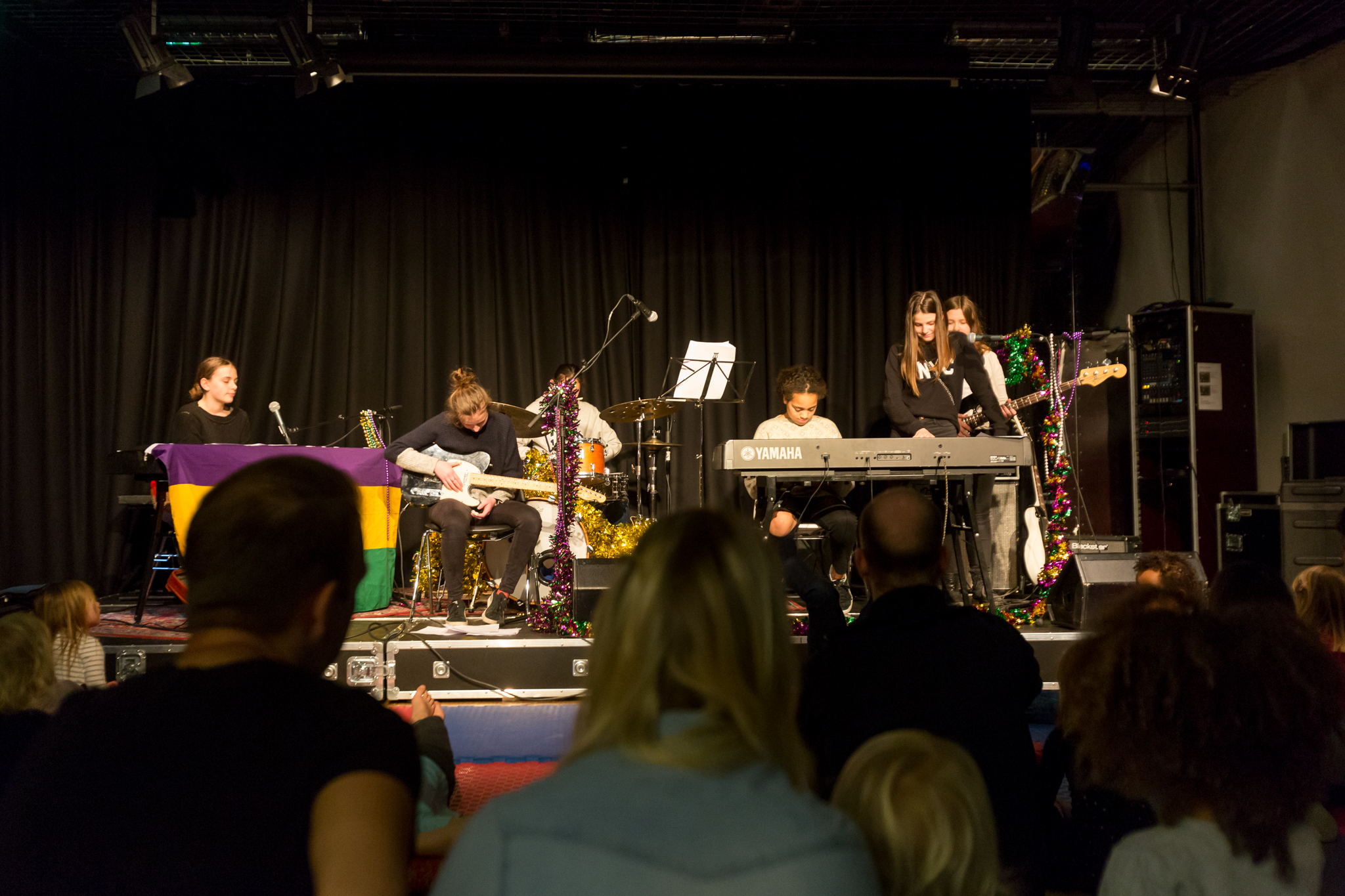 Åben jazzcamp – Workshop