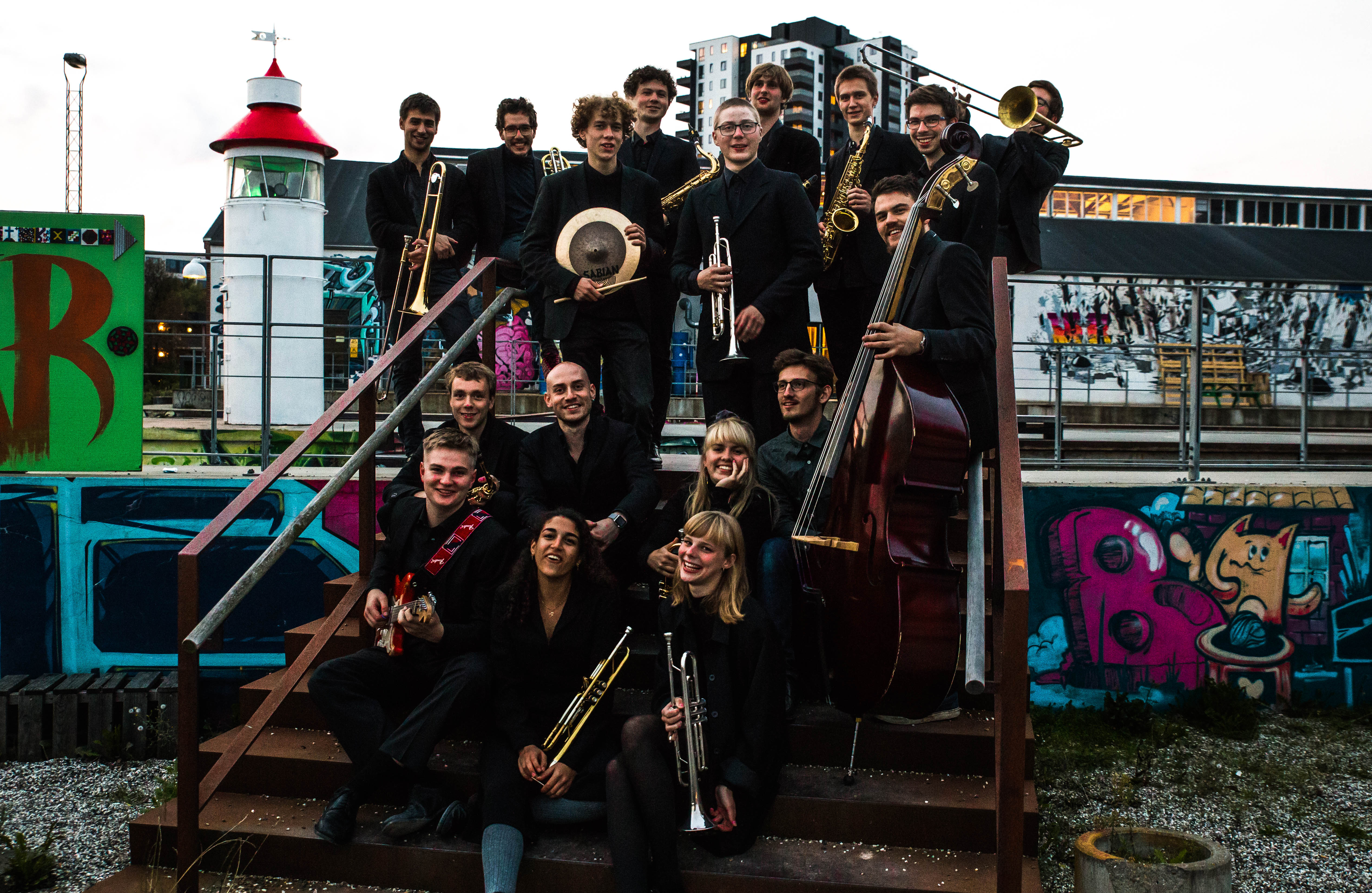 International Jazz Jam – Danish Youth Jazz Orchestra