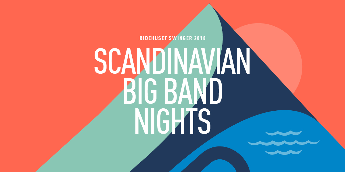 Scandinavian Big Band Nights – Aarhus Jazz Orchestra feat. Mads Mathias & Mimi Terris