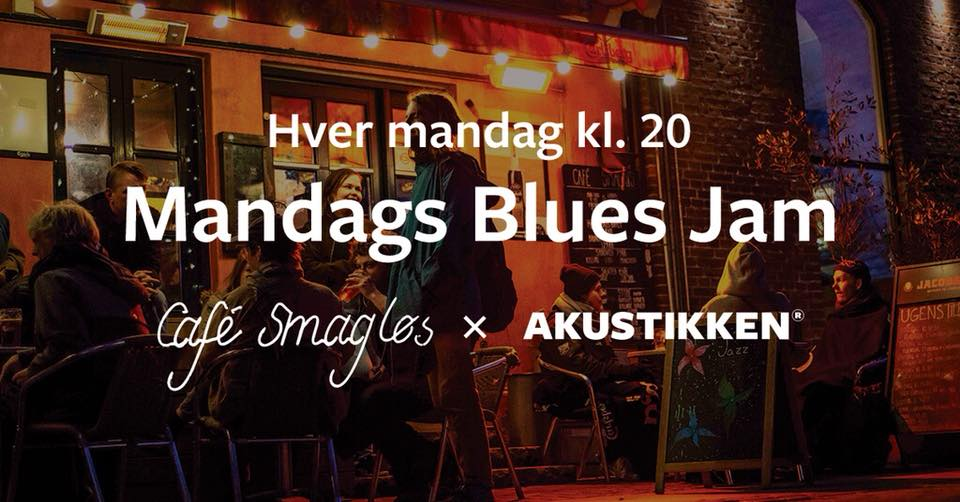 Mandags Blues Jam