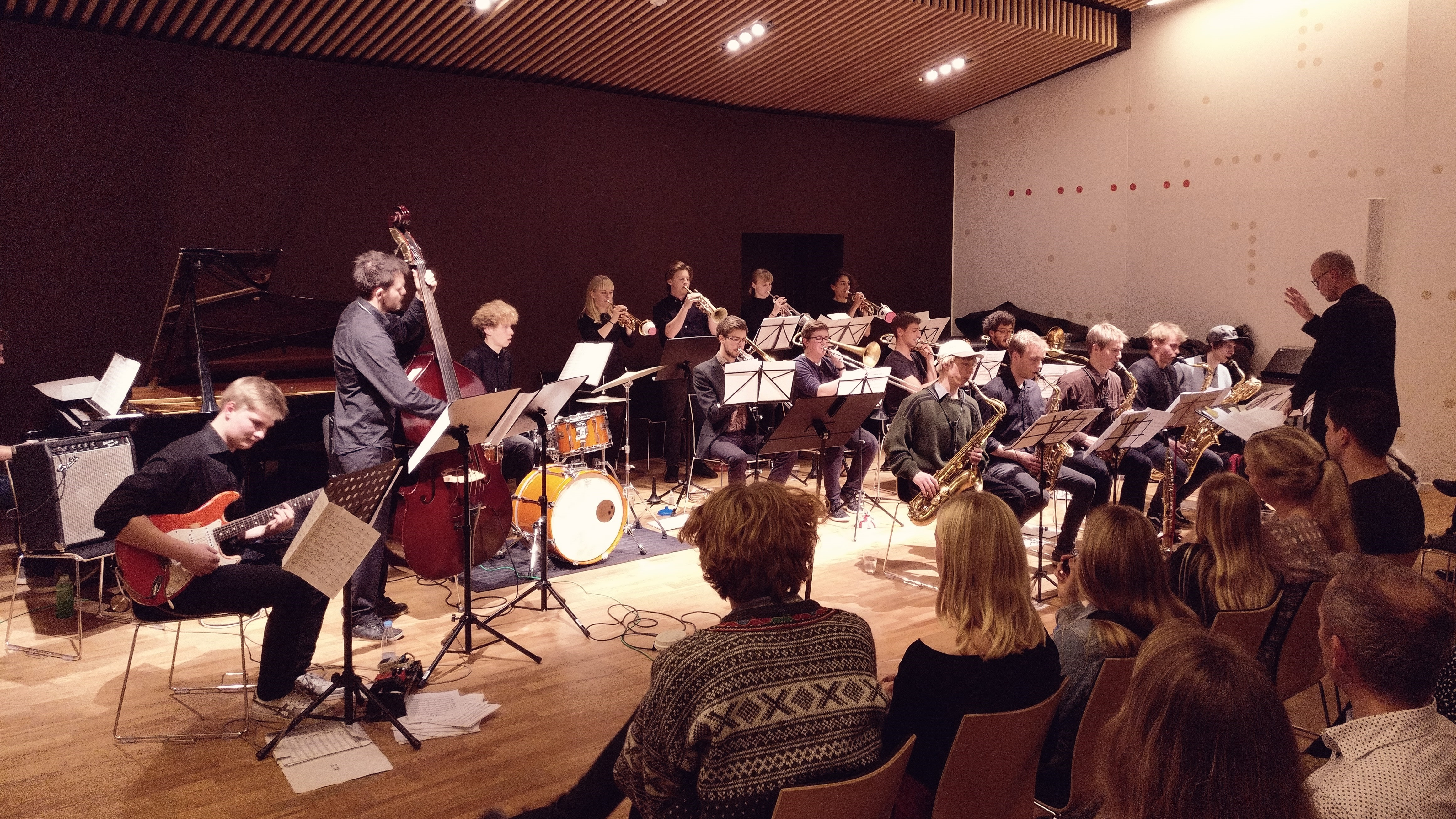 Danish Youth Jazz Orchestra feat. Thomas Ousager