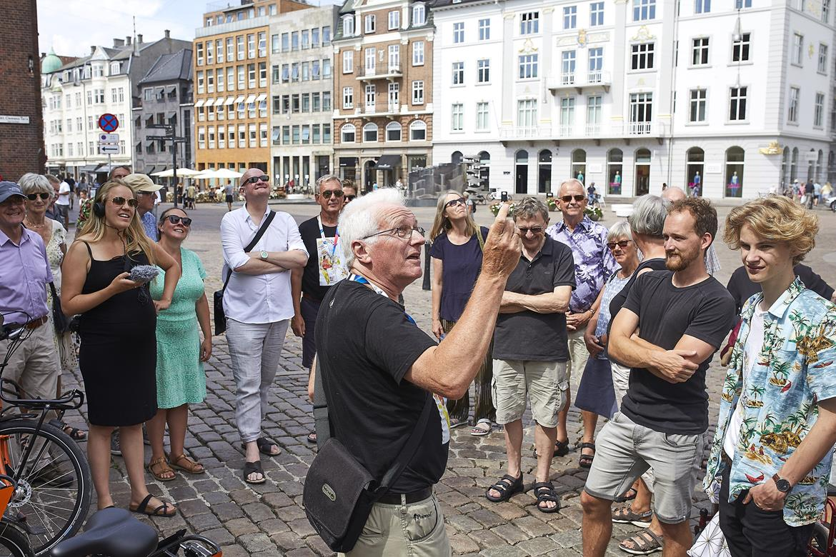 Guided tour – Aarhus and all that jazz