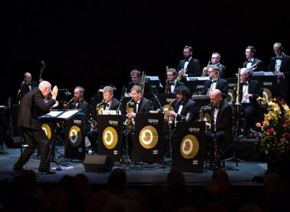 Tiptoe Big Band feat. Lucy Woodward
