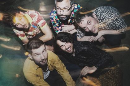 Onom Agemo & the Disco Jumpers feat. special guest: Natalie Greffel - 17/07/2018