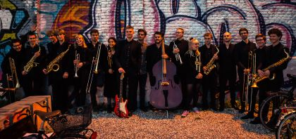 Danish Youth Jazz Orchestra - 18/07/2018