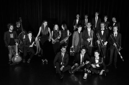 International Jazz Jam – Codarts Young Talent Big Band - 21/07/2018