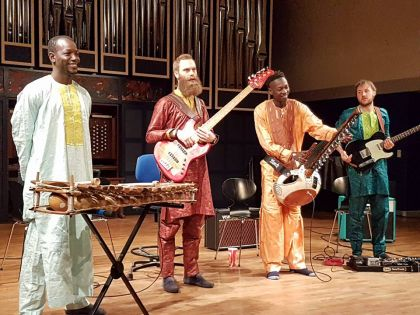The Gambian Folk Project - 19/07/2018
