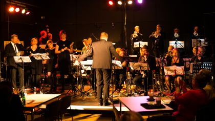 The 5th European BigBand Composer Competition - 15/07/2018