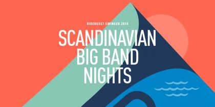 Scandinavian Big Band Nights – Aarhus Jazz Orchestra feat. Mads Mathias & Mimi Terris - 19/07/2018