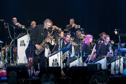 Randers Big Band feat. Kjeld Lauritsen
