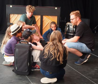 Åben jazzcamp – Workshop - 15/07/2017