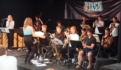 Jysk Talent Big Band feat. Kathrine Windfeld - 15/07/2017
