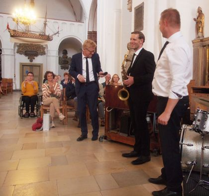 Trio: Come Sunday - Orgeljazz i kirken