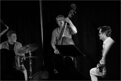 Thomas Sejthen Trio feat. Jakob Buchanan