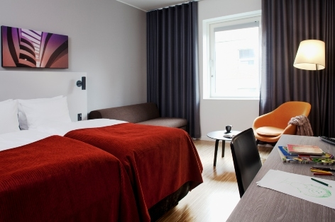 Stay at Hotel Scandic Aarhus City with festival discount