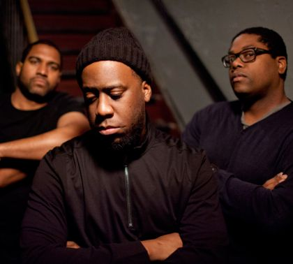 Robert Glasper Trio at Voxhall