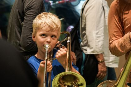 Childrens Jazz – at Dokk1 and Bispetorvet