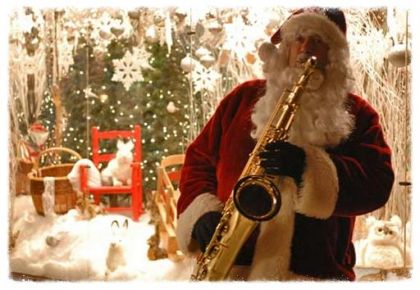 Jazz in online Christmas Calendar