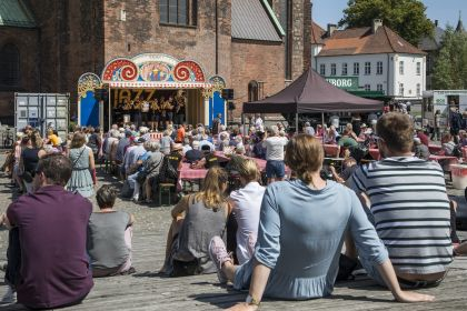 The 100th anniversary of jazz in Aarhus was celebrated in style